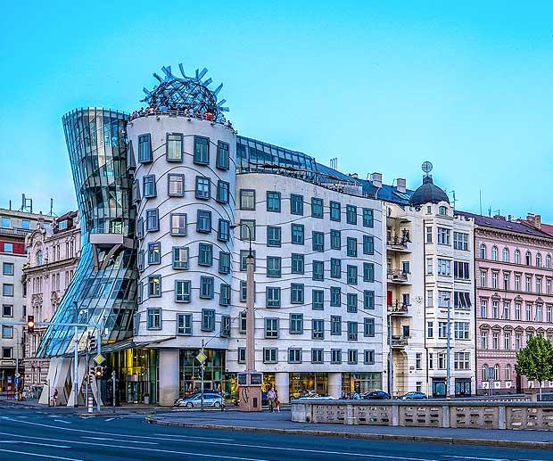 Praga Zona New Town