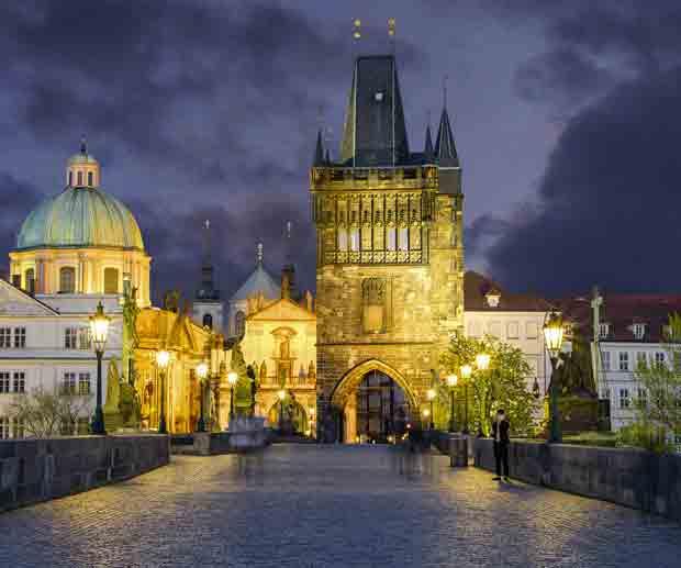 Alloggiare a Praga Zona Mala Strana