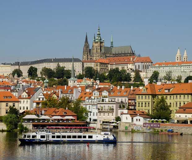 dormire a Praga zona Hradcany