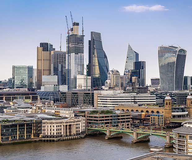 Zona City Londra