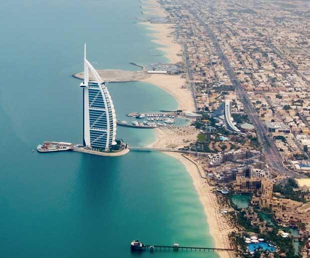 Dubai Vacanza Mare Inverno