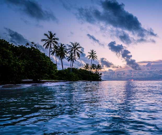 Mare inverno Caraibi
