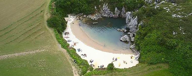 Playa-di-Gulpiyuri