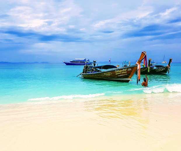 posti caldi in inverno Thailandia
