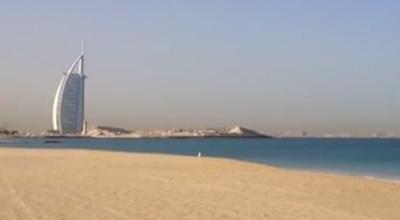burj-beach