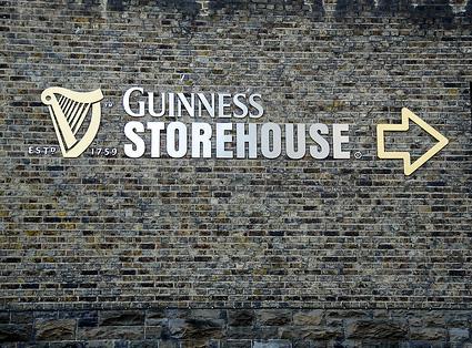 Guinnes-Storehouse