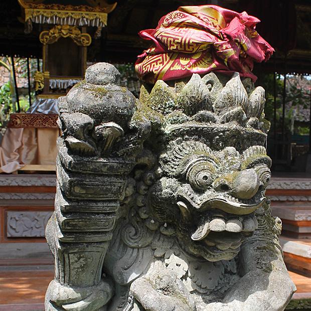 Statua-Ubud