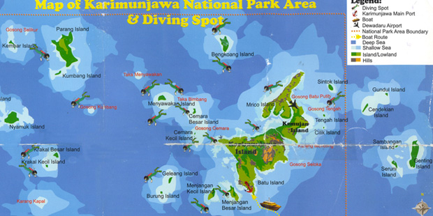 arcipelago di karimunjawa