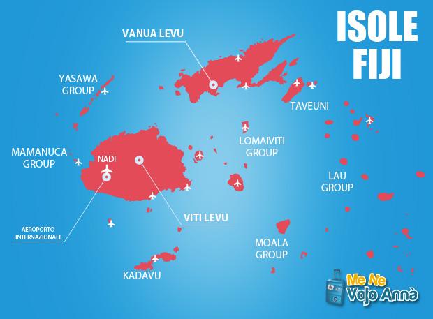 Mappa-Isole-Fiji