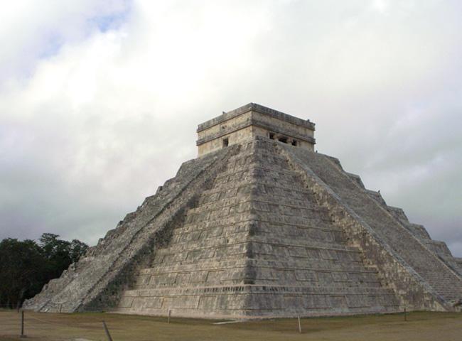 Piramide-chichen-itza-messico