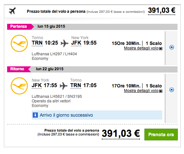 Offerta-New-York-da-Torino-Giugno2015