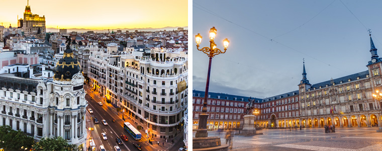 Visitare madrid migliore zona dove alloggiare a madrid for Dove alloggiare new york