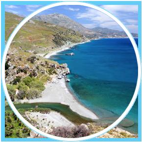 La-spiaggia-di-Preveli-Creta