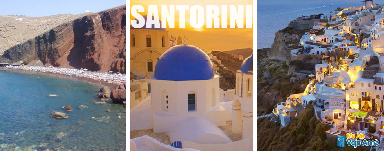 dormire isola di santorini dove alloggiare a santorini