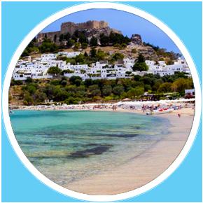 Spiaggia-di-Lindos-Rodi