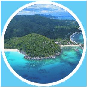 Isola-di-Praslin-Seychelles