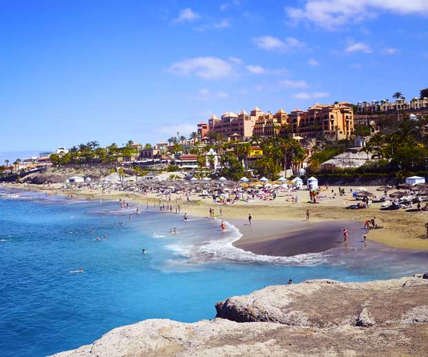 Costa Adeje Zona Tenerife