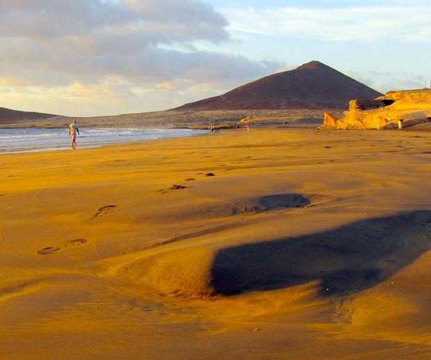 El Medano zona Tenerife