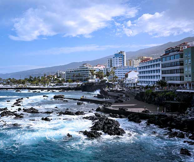 dormire Tenerife Puerto de la cruz