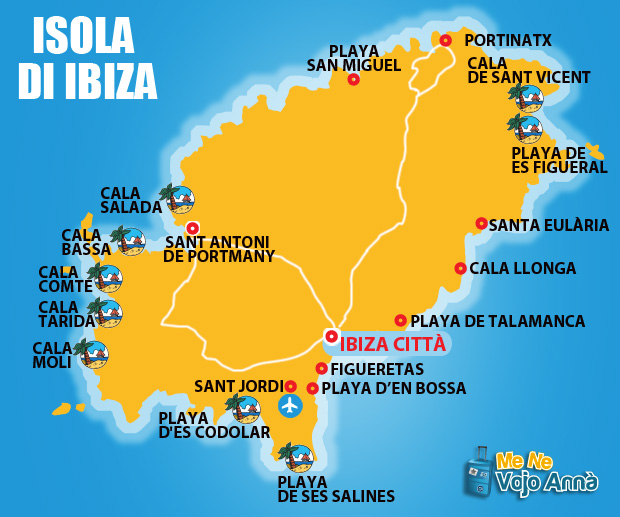 Dove Alloggiare a Ibiza: Visitare l\'Isola di Ibiza- Menevojoanna.it