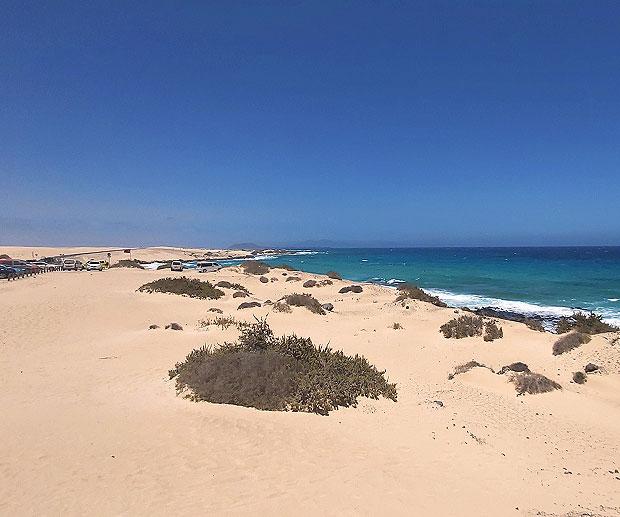 Alloggiare Fuerteventura Dune Corralejo