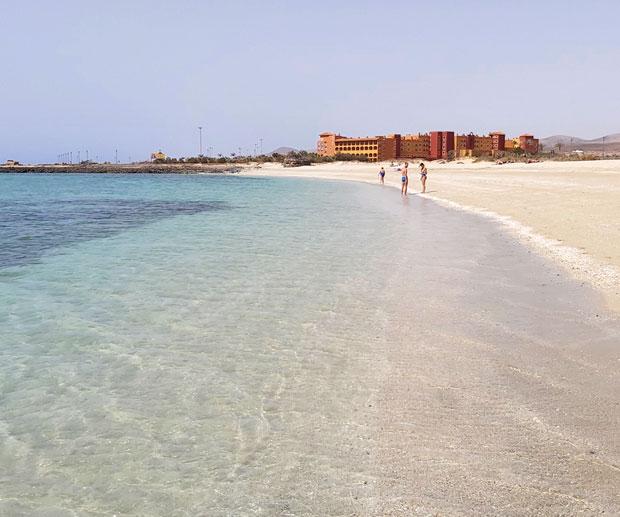 Fuerteventura Alloggiare Caleta de Fuste