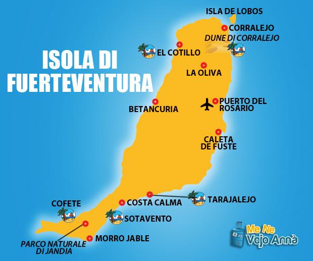 Dove alloggiare a Fuerteventura: Visitare Fuerteventura ...