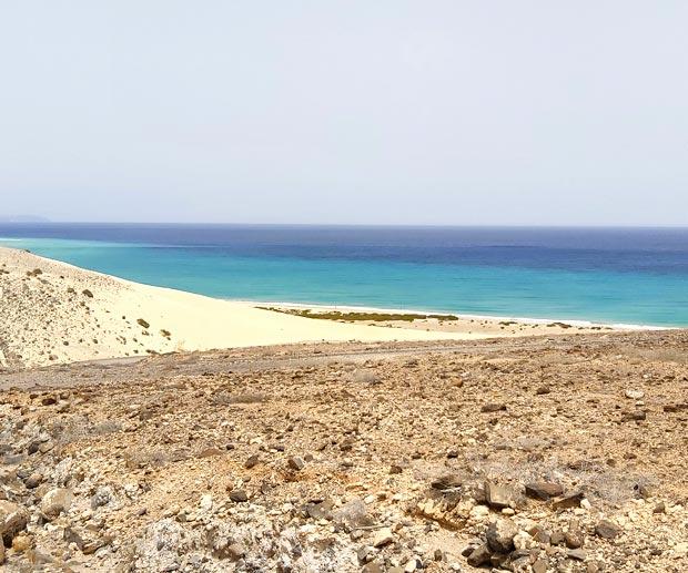 Zona Costa Calma Fuerteventura