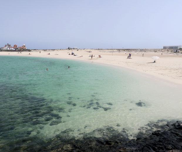 Zona El Cotillo Fuerteventura