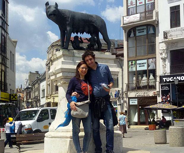 Visitare-Bucarest-lupa-capitolina