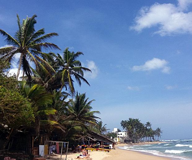 Mare-in-Sri-Lanka-spiaggia-di-Mirissa