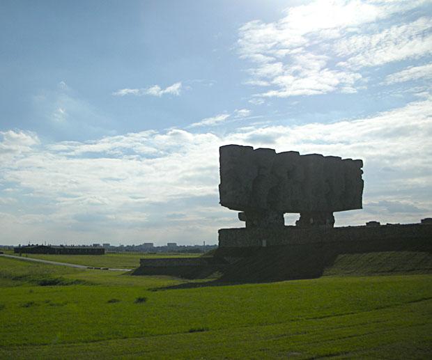 Viaggio-Polonia-campo-Majdanek