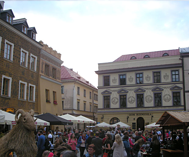 Viaggio-Polonia-centro-lublino