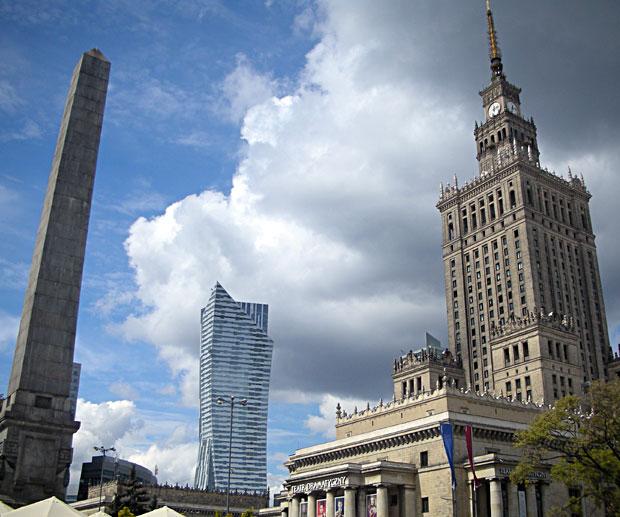 Viaggio-in-Polonia-Palazzo-cultura-e-scienza