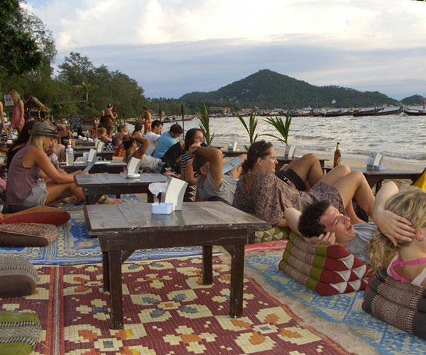 Koh Tao Spiaggia Sairee