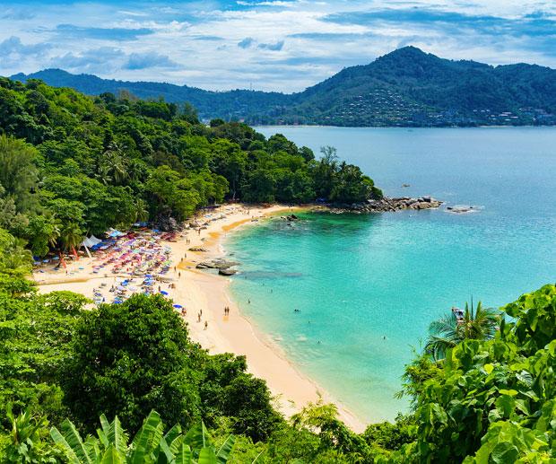 Thailandia dove andare
