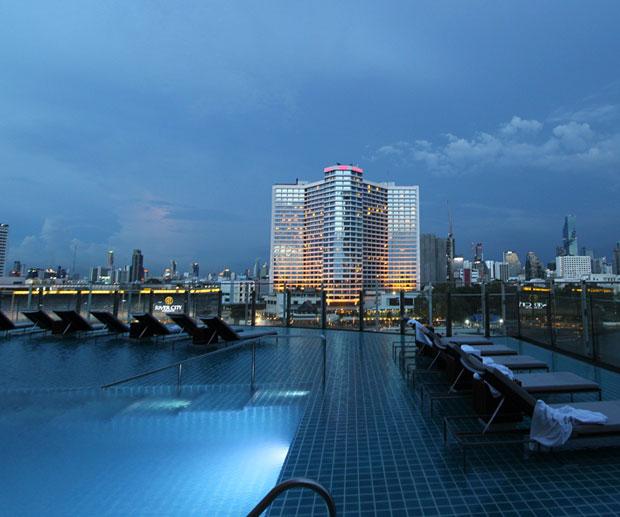 dove alloggiare Thailandia