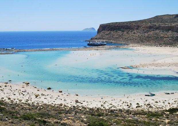 mare a ottobre Creta