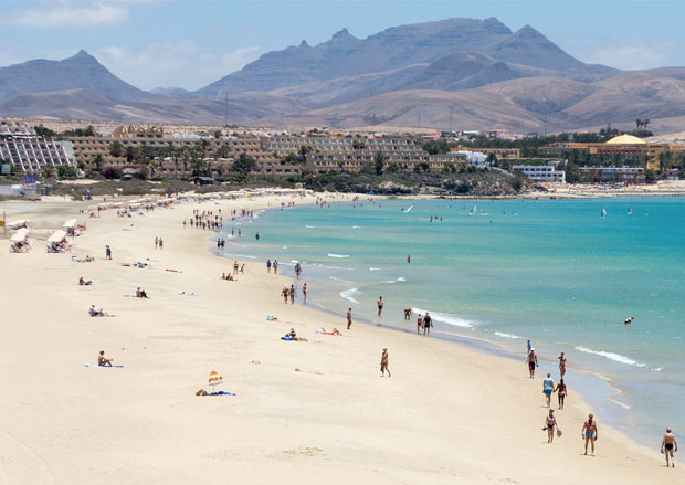 mare a ottobre Fuerteventura