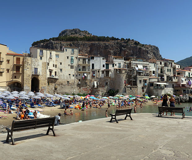 Tour Sicilia Occidentale Cefalu