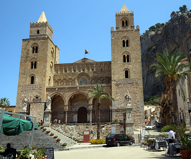 Tour Sicilia Occidentale Duomo Cefalu