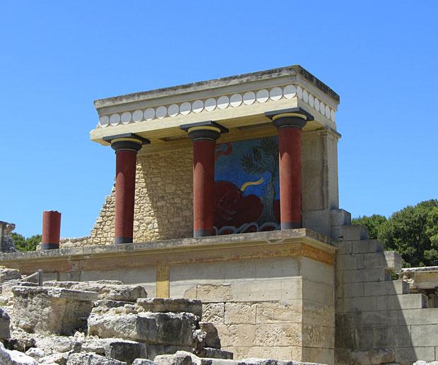Cosa Fare a Creta Cnosso