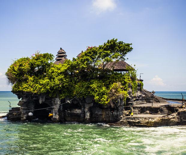 Cosa Vedere a Bali Tanah-Lot