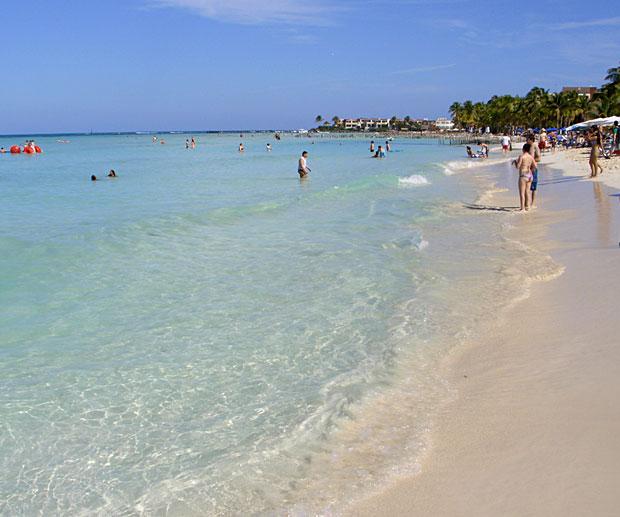 Dove andare Isla Mujeres Playa Norte