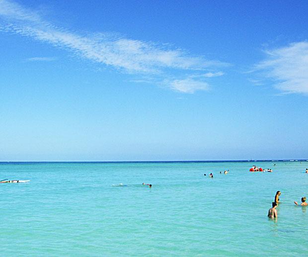 Le spiagge di Isla Mujeres