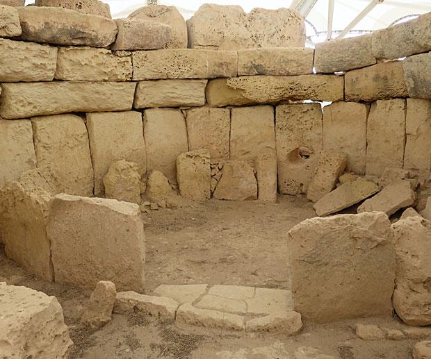Templi Hagar Qim Malta