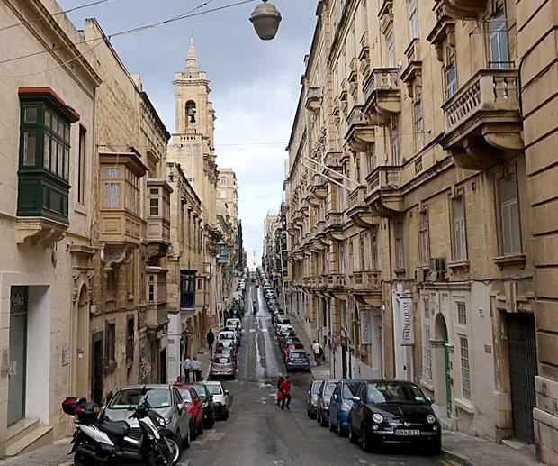 informazioni viaggio Malta La Valletta