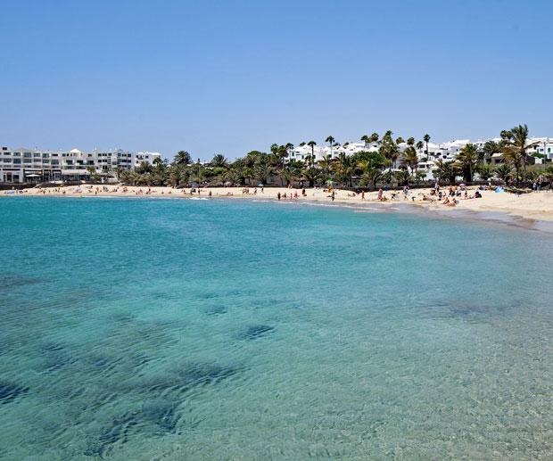 Costa Teguise zona Lanzarote