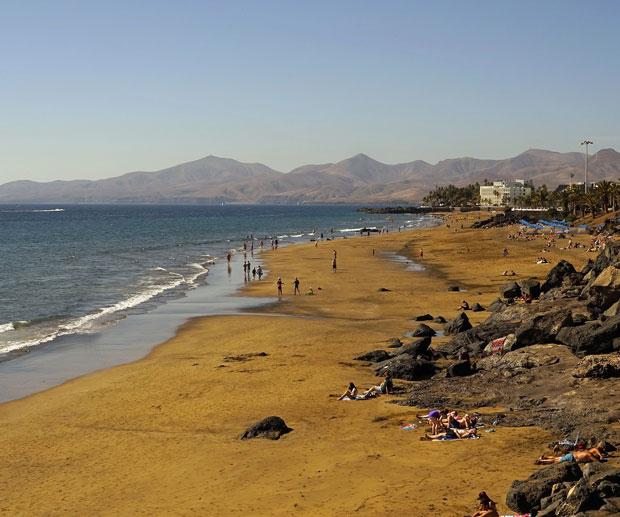 dormire a Lanzarote zona Puerto del Carmen