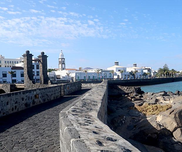 Visitare Arrecife Lanzarote